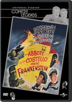 Abbott and Costello Meet Frankenstein [DVD]