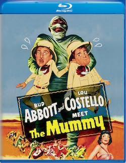 Abbott and Costello Meet the Mummy [Blu-ray]