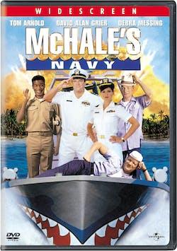 McHale's Navy (Widescreen) [DVD]