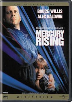 Mercury Rising (Collector's Edition) [DVD]