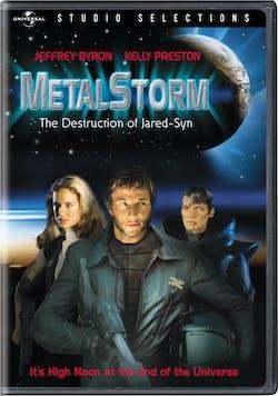 Metalstorm - The Destruction of Jared-Syn [DVD]