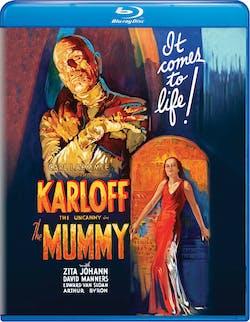 The Mummy (1932) [Blu-ray]