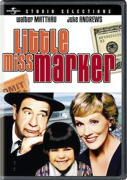 Little Miss Marker (1980) [DVD]