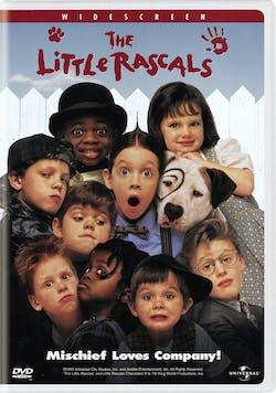 The Little Rascals (Widescreen) [DVD]