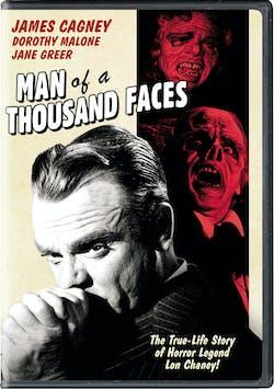 Man of a Thousand Faces [DVD]