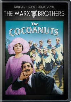 The Marx Brothers: The Cocoanuts [DVD]