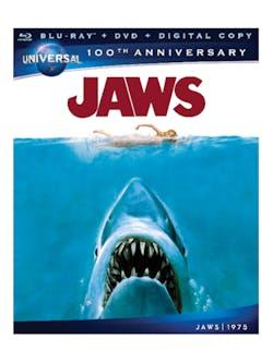 Jaws (100th Anniversary DVD + Digital) [DVD]