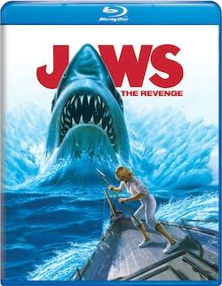 Jaws 4 - The Revenge [Blu-ray]