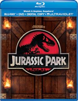 Jurassic Park (DVD) [Blu-ray]