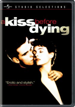 A Kiss Before Dying [DVD]