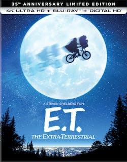 E.T. The Extra Terrestrial (4K (35th Anniversary Edition)) [UHD]