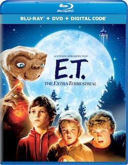 E.T. The Extra Terrestrial (DVD + Digital) [Blu-ray]