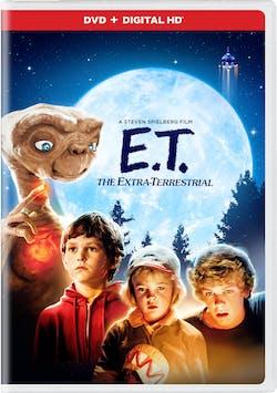 E.T. The Extra Terrestrial (DVD + Digital) [DVD]