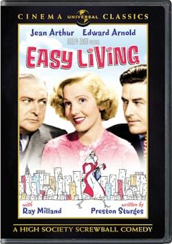 Easy Living [DVD]