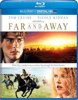 Far and Away (Digital) [Blu-ray]