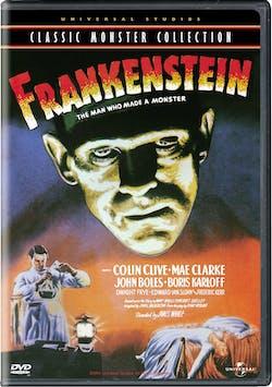 Frankenstein (Universal Studios Classic Monster Collection) [DVD]