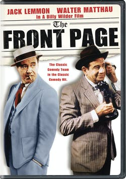 The Front Page [DVD]