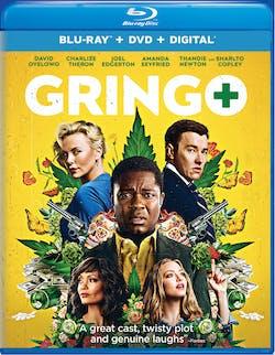 Gringo (DVD + Digital) [Blu-ray]