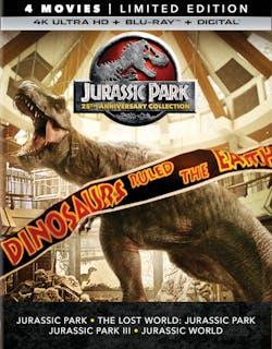 Jurassic Park (4K Ultra HD + Blu-ray + Digital Download (25th Anniversary)) [UHD]