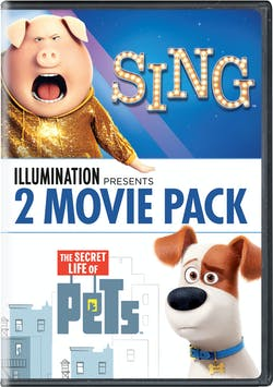 Sing/The Secret Life of Pets [DVD]