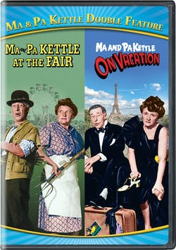 Ma & Pa Kettle at the Fair/Ma & Pa Kettle On Vacation [DVD]