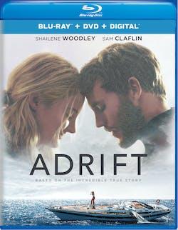 Adrift (DVD + Digital) [Blu-ray]