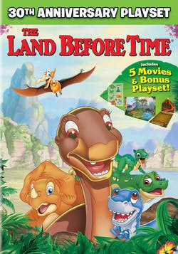 The Land Before Time: 5-movie Collection [DVD]