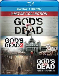 God's Not Dead: 3-movie Collection [Blu-ray]