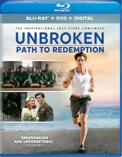 Unbroken: Path to Redemption (DVD + Digital) [Blu-ray]