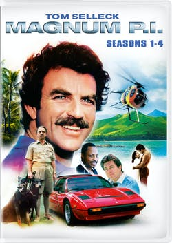 Magnum PI: The Complete Seasons 1-4 [DVD]