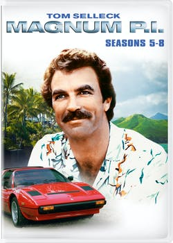 Magnum PI: The Complete Seasons 5-8 [DVD]