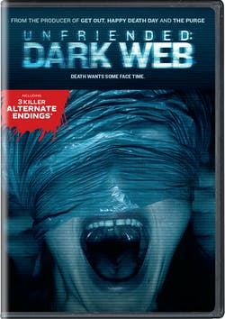 Unfriended - Dark Web [DVD]