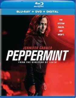 Peppermint (DVD) [Blu-ray]