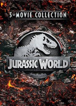 Jurassic World: 5-movie Collection [DVD]