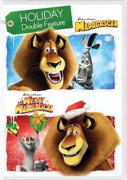 Madagascar/Merry Madagascar [DVD]