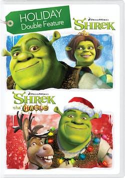 Shrek/Shrek the Halls [DVD]