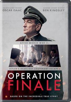 Operation Finale [DVD]