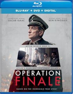 Operation Finale (DVD + Digital) [Blu-ray]