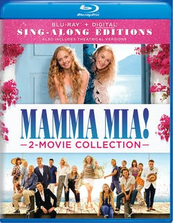 Mamma Mia!: 2-movie Collection (Sing-Along Edition) [Blu-ray]
