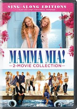 Mamma Mia!: 2-movie Collection (Normal (Sing-Along Edition)) [DVD]