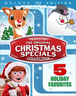 The Original Christmas Specials Collection (Deluxe Edition) [Blu-ray]