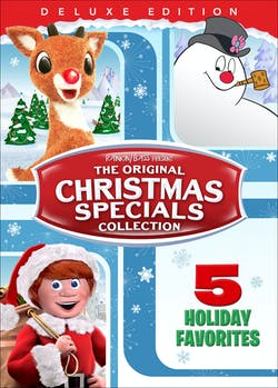 The Original Christmas Specials Collection (Deluxe Edition) [DVD]