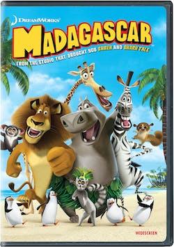 Madagascar (Widescreen) [DVD]