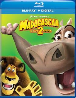 Madagascar: Escape 2 Africa (Digital) [Blu-ray]