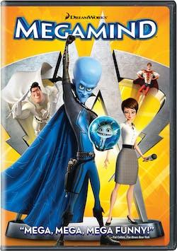 Megamind ((Single-Disc Edition)) [DVD]