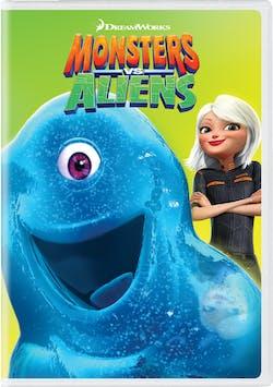 Monsters Vs Aliens (2018) [DVD]