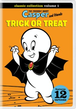 Casper the Friendly Ghost and Friends: Trick Or Treat [DVD]
