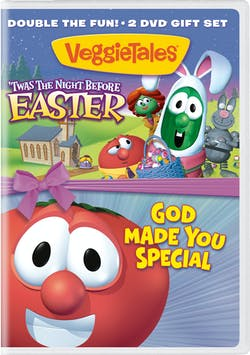 VeggieTales: 'Twas the Night Before Easter/God Made You Special [DVD]