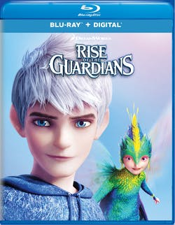 Rise of the Guardians (Digital) [Blu-ray]