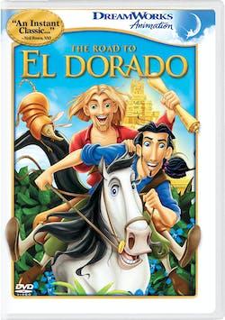 The Road to El Dorado (2018) [DVD]